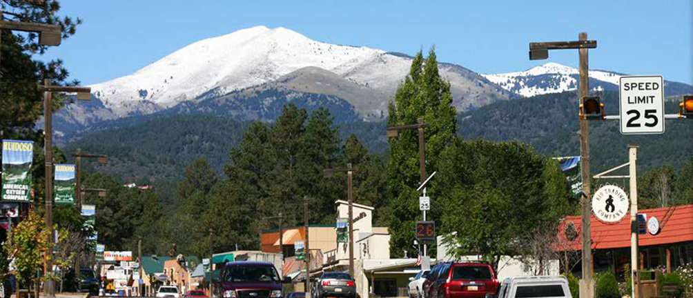 Mountain Side - Ruidoso Home Tours