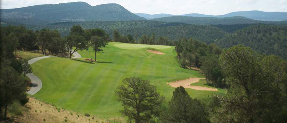 Gulf Course - Ruidoso Home Tours